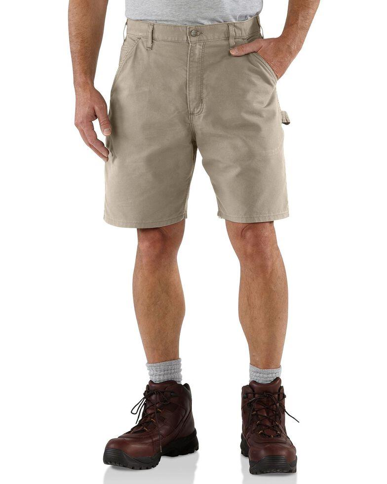 Carhartt Work Shorts, Tan, hi-res