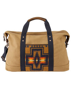 Pendleton Women's Harding Tan Weekender Bag, Tan, hi-res