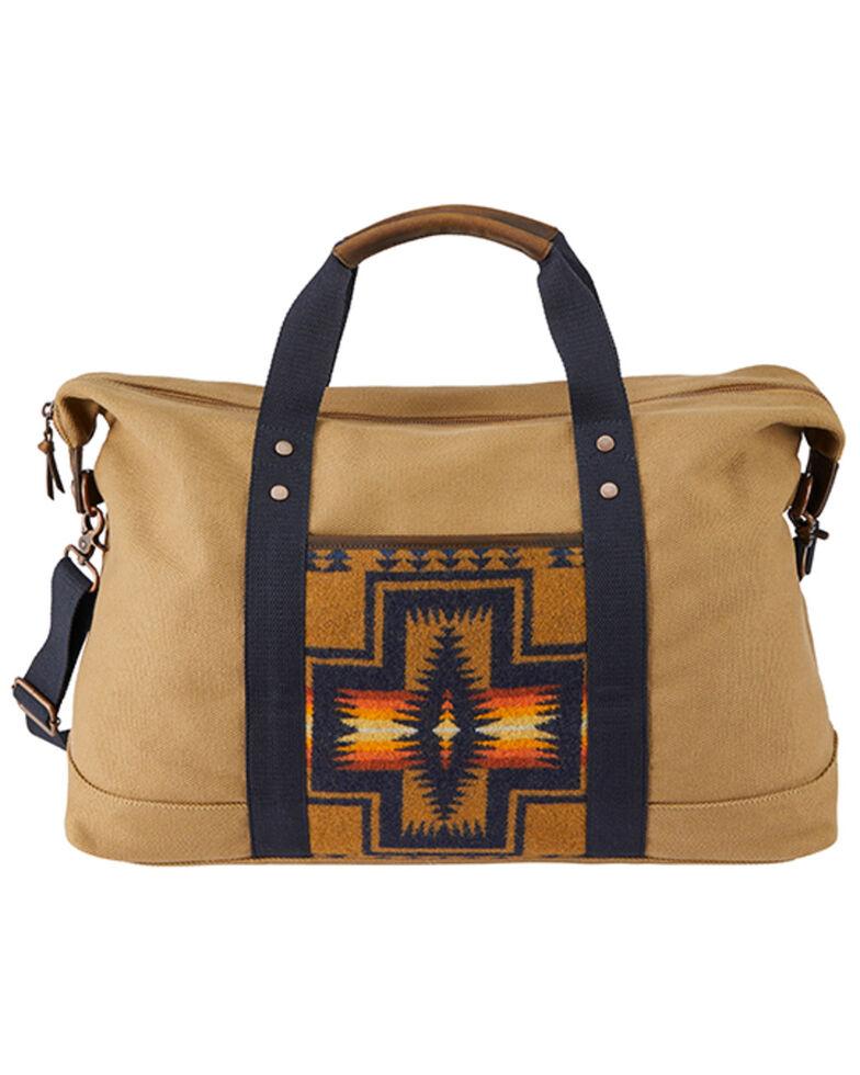 Pendleton Women's Harding Tan Weekender Bag, Tan, hi-res
