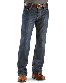 Ariat Men's M4 Shale Low Rise Work Jeans, Indigo, hi-res