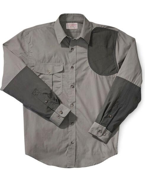 Filson Men's Lightweight Left Handed Shooting Shirt, Olive, hi-res