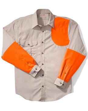 Filson Men's Lightweight Left Handed Shooting Shirt, Multi, hi-res