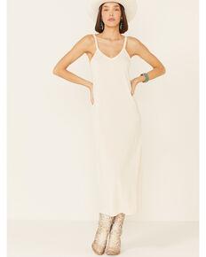 HYFVE Women's Easy Flow Midi Dress, Ivory, hi-res