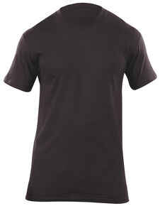 5.11 Tactical Men's Utili-T Crew Shirts 3-Pack, Black, hi-res
