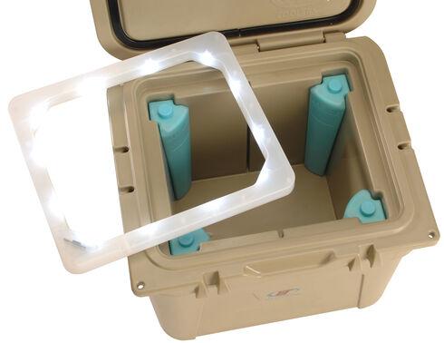 LiT Coolers Halo TS 400 Sage Cooler - 32 Quart, Sage, hi-res