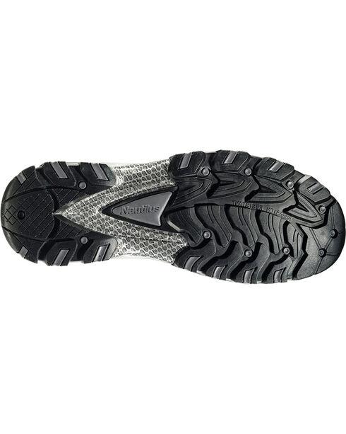 Nautilus Men's Electrical Hazard Athletic Shoes - Safety Toe, Black, hi-res