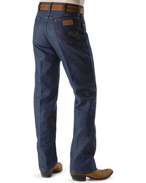 "Wrangler Jeans - 13MWZ Original Fit Rigid - 38"" & 40"" Tall Inseams, Indigo, hi-res"