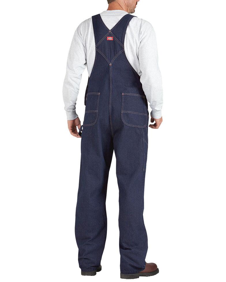 Dickies Denim Work Overalls - Big & Tall, Indigo, hi-res
