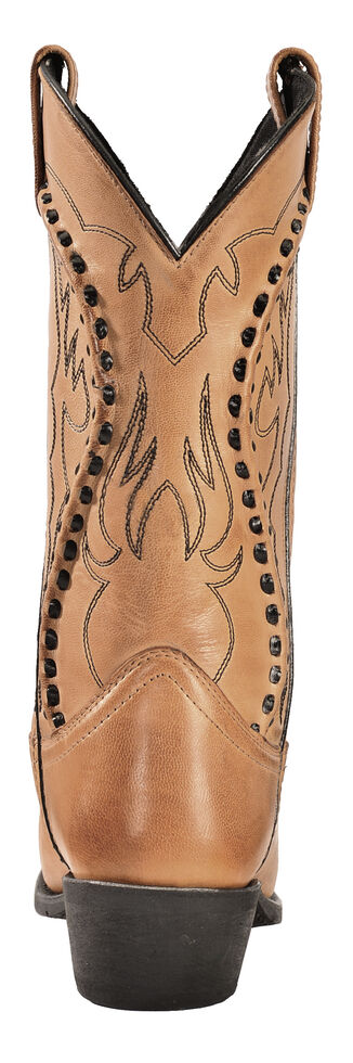 Laredo Men's Laramie Western Boots - Snip Toe, Antique Tan, hi-res