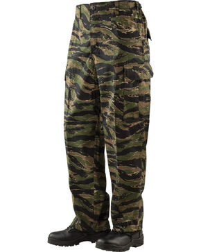 Tru-Spec Classic BDU Camo Pants - Big and Tall, Camouflage, hi-res
