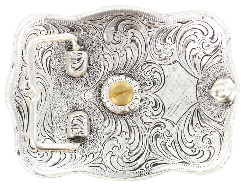 Cody James Men's Texas Rectangular Belt Buckle, Multi, hi-res