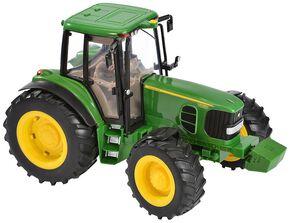 John Deere Big Farm Tractor, Green, hi-res