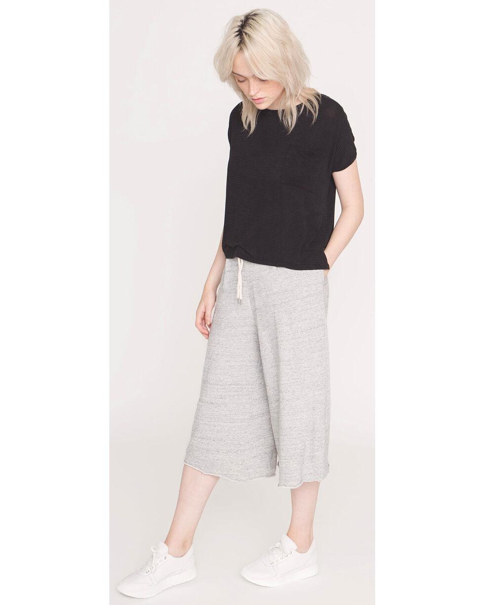 Friday's Project Women's Short Sleeve Pocket Tee, Black, hi-res