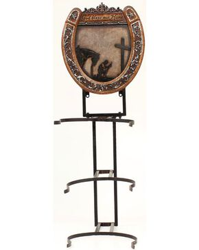 Western Moments Cowboy Prayer Hat Rack, Brown, hi-res