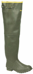 LaCrosse Men's ZXT Irrigation Waterproof Work Boots, Olive Green, hi-res