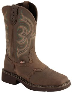 Justin Gypsy Cowgirl Boots - Square Toe, , hi-res