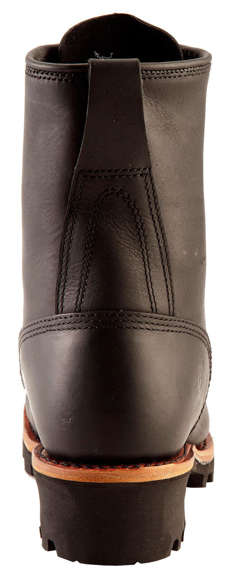 "Chippewa Men's Lace-Up 8"" Logger Boots - Composite Toe, , hi-res"