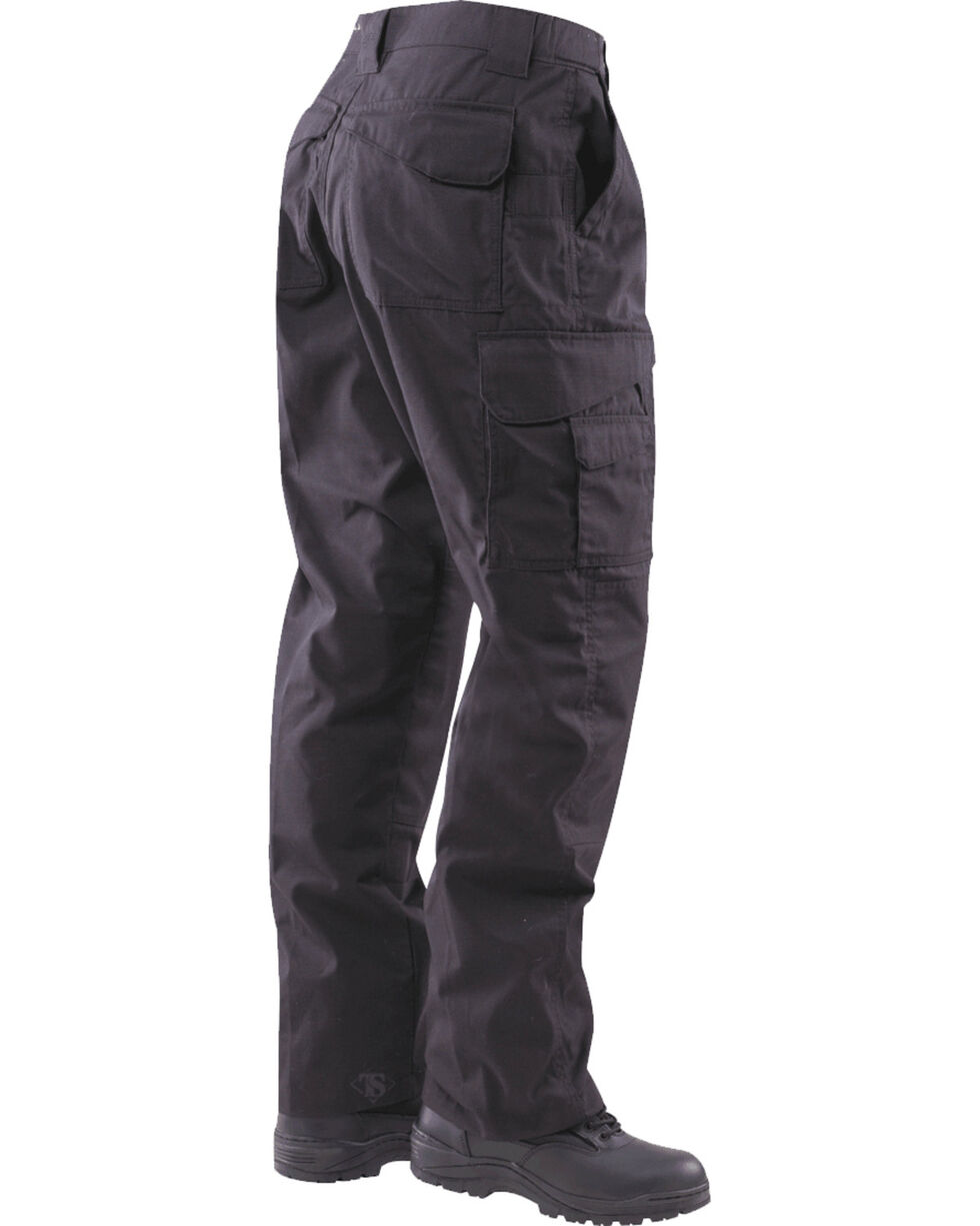 Tru-Spec Men's 24-7 Series Tactical Pants, Black, hi-res