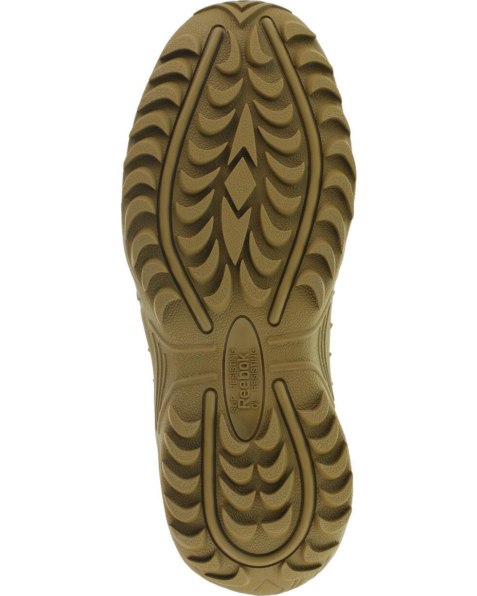"""Reebok Men's Stealth 8"""" Tactical Boots - Composite Toe, Honey, hi-res"""