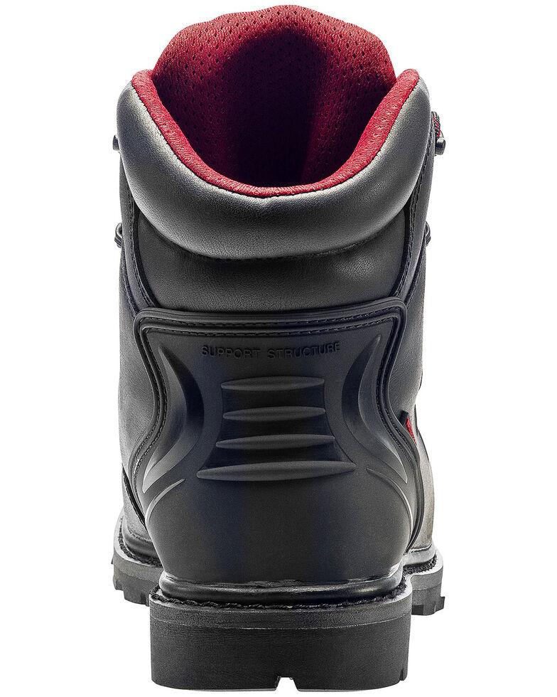 """Avenger Men's 6"""" Waterproof Work Boots - Composite Toe, Black, hi-res"""