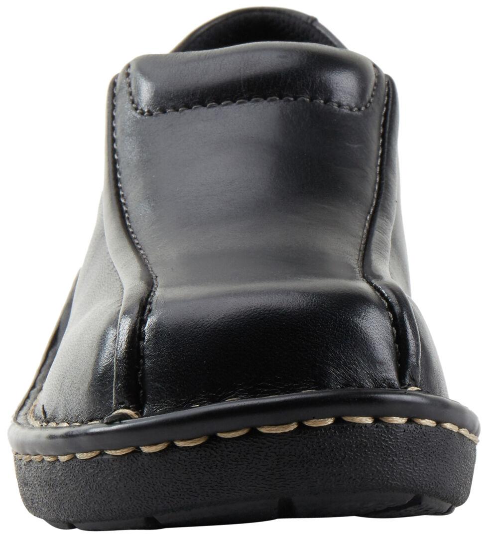Eastland Women's Black Tracie Slip-Ons , , hi-res