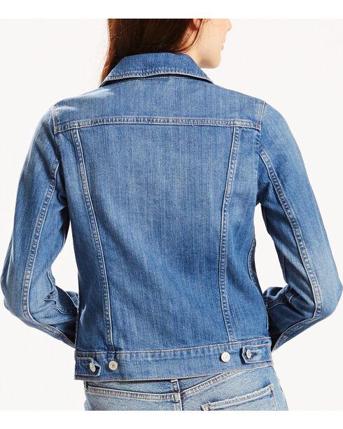 Levi's Women's Vintage Reserve Denim Jacket, Blue, hi-res