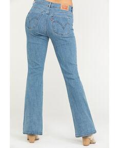 Levi's Women's Desert Dreamin' Mid-Rise Classic Bootcut Jeans, Blue, hi-res