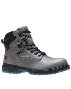 Wolverine Men's Green I-90 EPX Work Boots - Composite Toe, Medium Green, hi-res