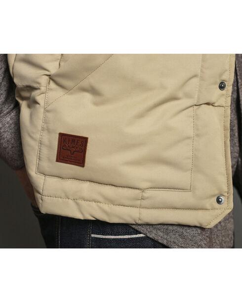 Kimes Ranch Men's Colt Two Tone Puffer Vest, , hi-res