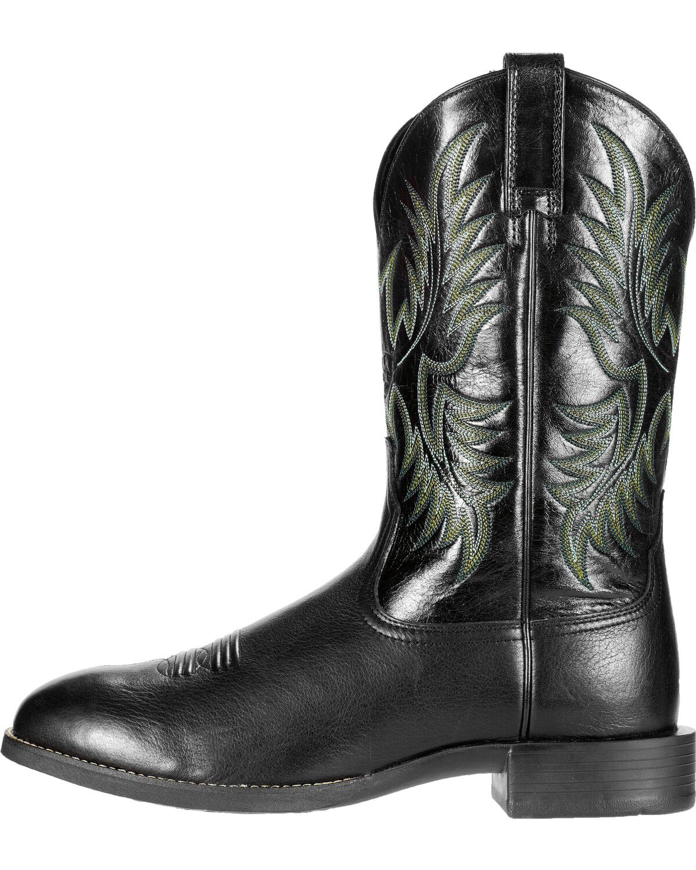 Ariat Men's Heritage Stockman Cowboy