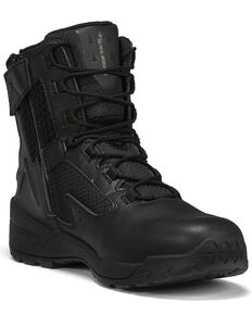 Belleville Men's TR Waterproof Military Boots, Black, hi-res