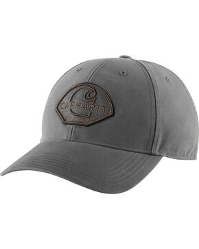 Carhartt Men's Black Moore Cap, Black, hi-res