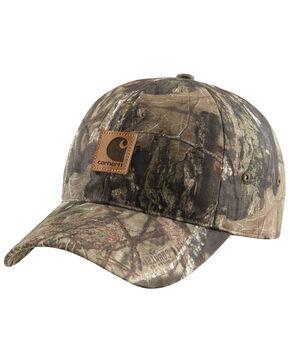 Carhartt Men's Camo Cap, Camouflage, hi-res