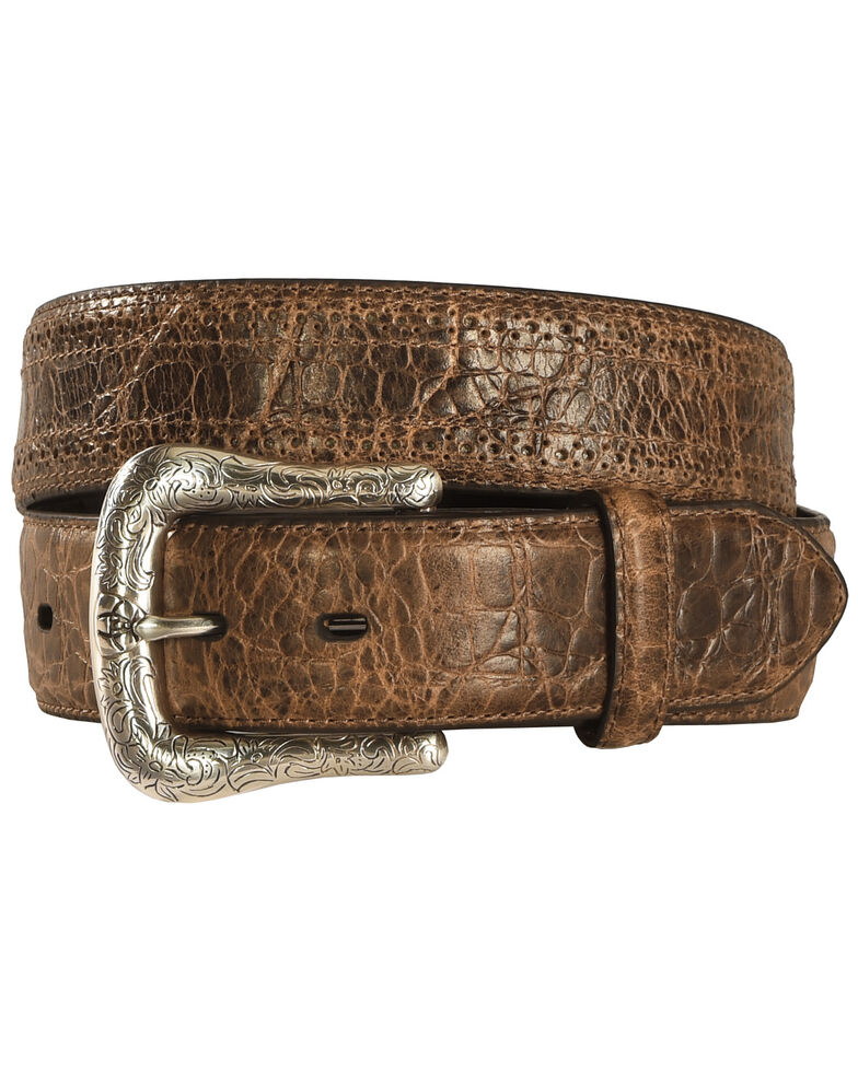 Ariat Adobe Clay Basic Belt, Tan, hi-res