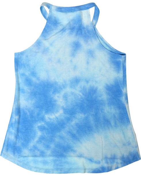 Shyanne Girls' Tie-Dye Americana Tank Top , Multi, hi-res