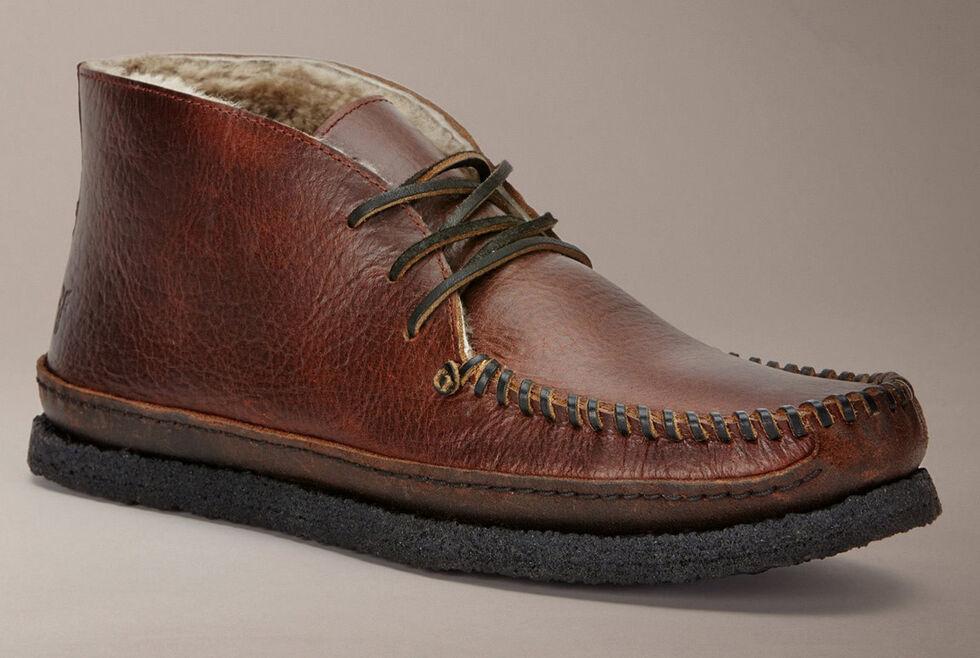 Frye Men's Porter Chukka Shoes, Brown, hi-res