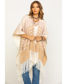 Idyllwind Women's Draw Me In Blush Shawl, Blush, hi-res