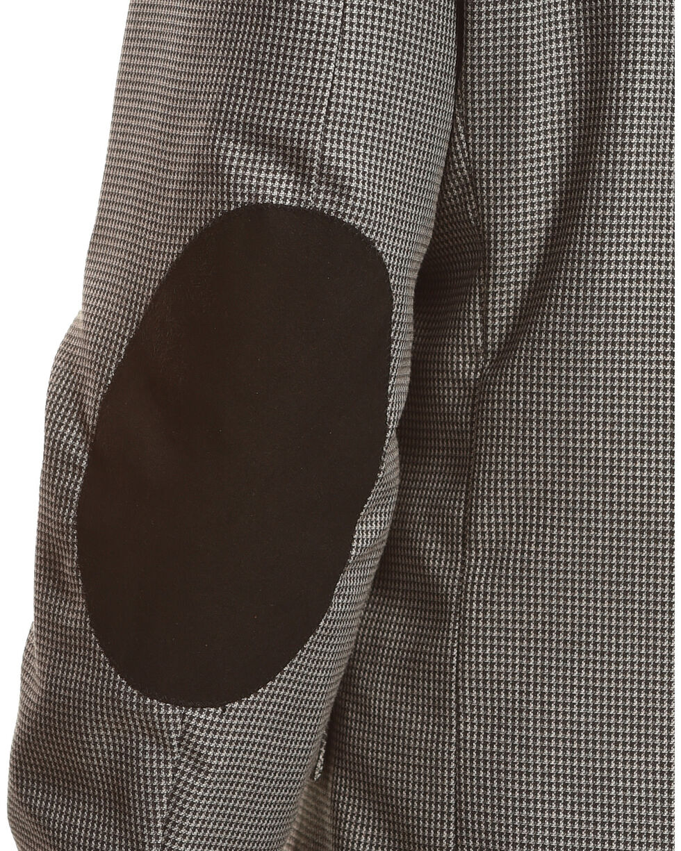 Circle S Men's Houston Elbow Patch Sport Coat, Multi, hi-res
