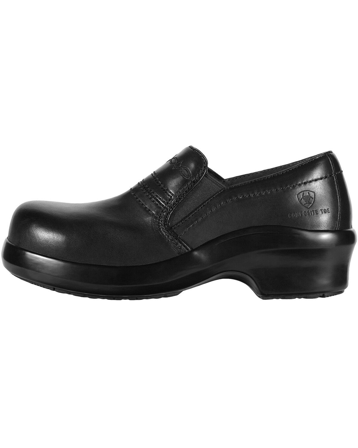 Ariat Expert Safety Clog Slip-On Shoes