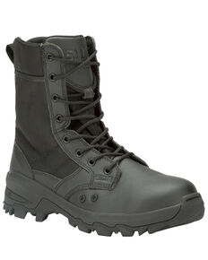 5.11 Tactical Men's Speed 3.0 Rapid Dry Boots - Round Toe, Black, hi-res