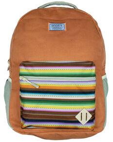 HOOey Recess Rust & Tan Backpack, Rust Copper, hi-res