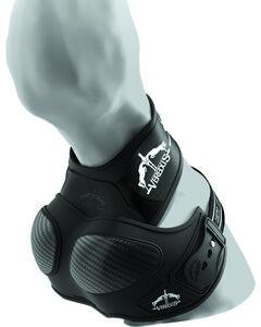 Veredus Carbon Shield Heel Protector, Black, hi-res