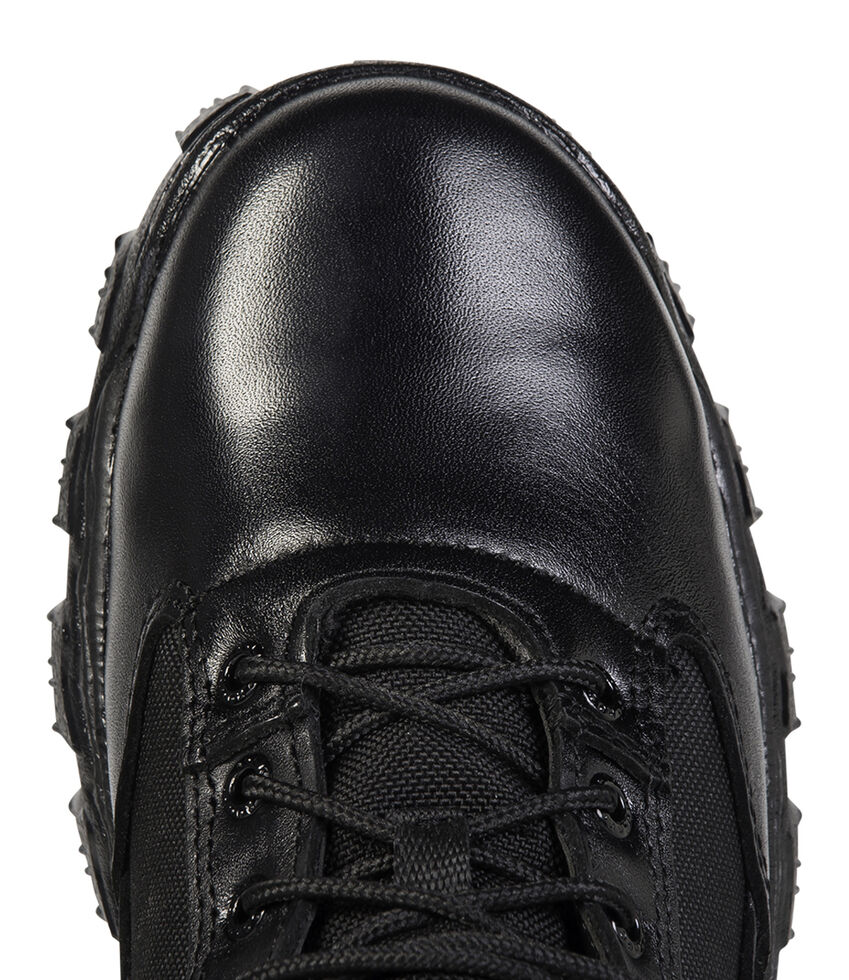 Rocky Men's AlphaForce Oxford Shoes, Black, hi-res