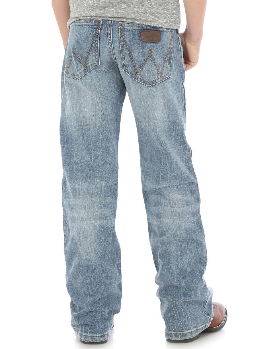 Wrangler Boys' (8-16) Retro Relaxed Fit Jeans - Boot Cut , Indigo, hi-res