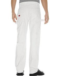 Dickies Men's Painter's Pants, White, hi-res
