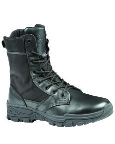 5.11 Tactical Men's Speed 3.0 Side Zip Boots - Round Toe, Black, hi-res