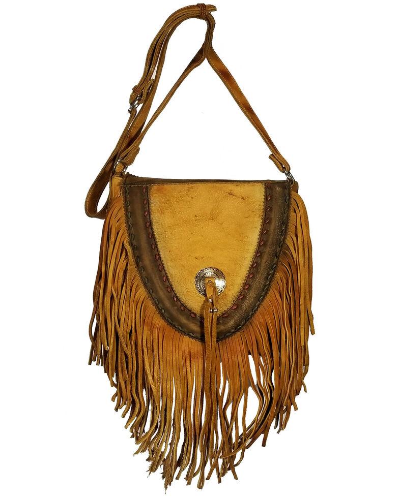 Kobler Leather Women's Supai Crossbody Bag, Tan, hi-res