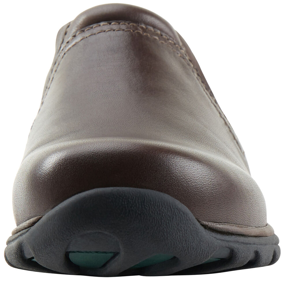 Eastland Women's Brown Liliana Slip-Ons , , hi-res
