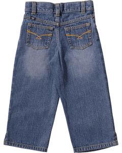 Cruel Girl Toddler Girls' Georgia Jeans - 2T-4T, Med Stone, hi-res