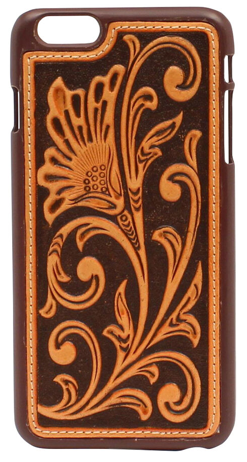 Nocona iPhone 6 Plus Floral Scroll Case, , hi-res